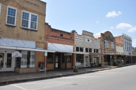 Old Buildings   Columbus TX by Крестный Аминочки